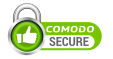 Comodo SSL Trusted Site Seal